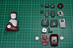 HG 144 7-Eleven BearGuy Gundam OOTB Unboxing Review (37)