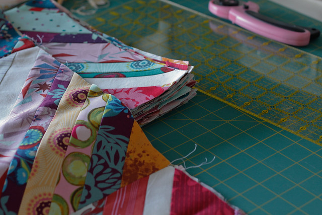 String quilt love