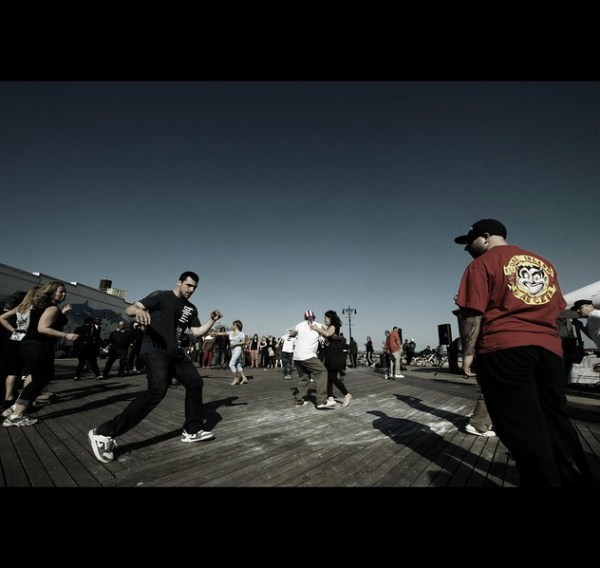 Coney Island Dancers