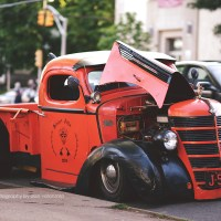 Hopewell Cruise Night: International Harvester custom