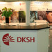 ExhibitCraft DKSH Cosmetic Industry Trade Show Display