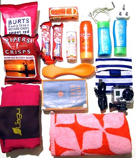 What's In My Short Beach Holiday Bag