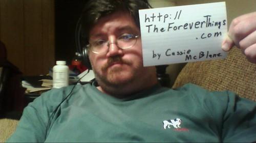 TheForeverThings.com Day #1