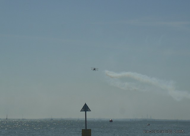 trig aerobatic team (2x pitts) - Southend Air Show - Sunday, 27th May, 2012 (14)