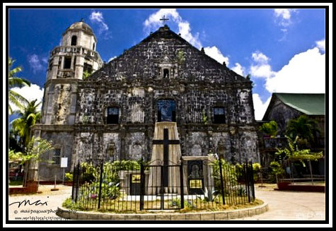 bolinao church