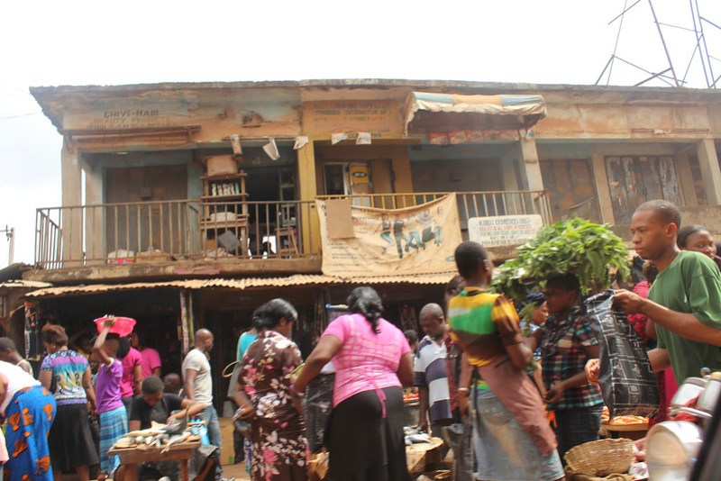 Nkpor Market, Onitsha, Anambra State, Nigeria. #JujuFilms