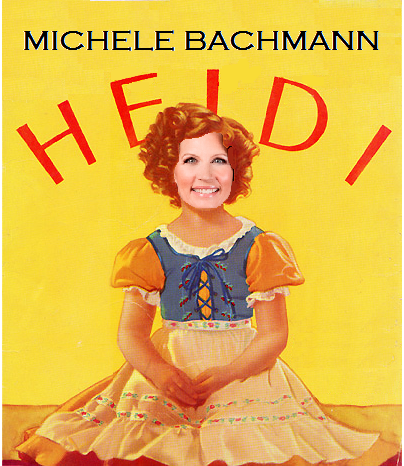 Michele Bachmann, Swiss Miss