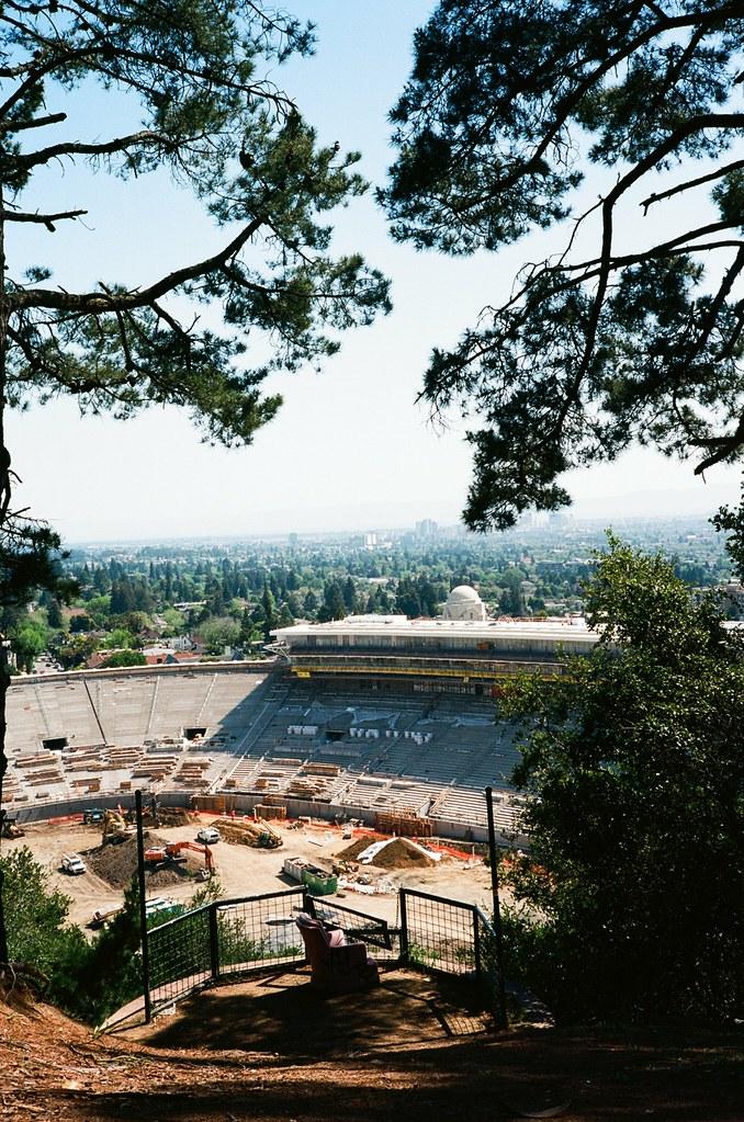Stadium from Above