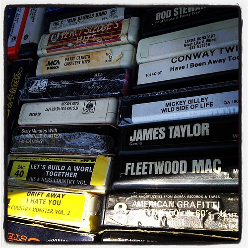 At the flea mkt. 8 Tracks! by J*Phillips