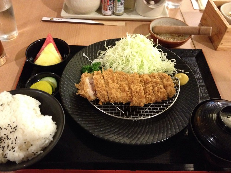 Getting Tonkatsu Right: Yabu @ the SM Megamall Atrium