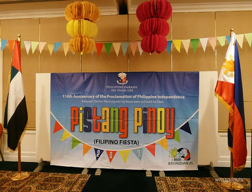 Filipino art & food fest, Abu Dhabi