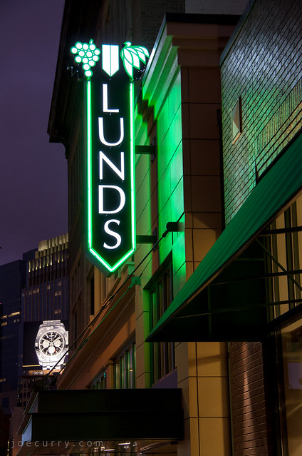 Lund's on Hennepin, Minneapolis
