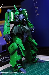 1-100 Kshatriya Neograde Version Colored Cast Resin Kit Straight Build Review (88)