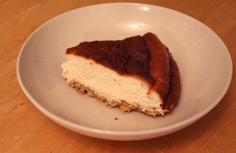 Nic's Nutrition Healthy Cheesecake