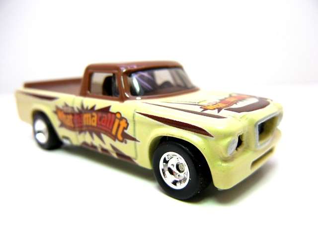 hot wheels nostalgia hersheys  whatchamacallit '63 studebaker champ (2)
