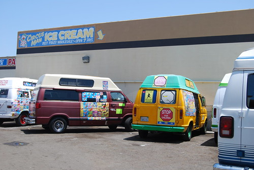 Ice Cream trucks