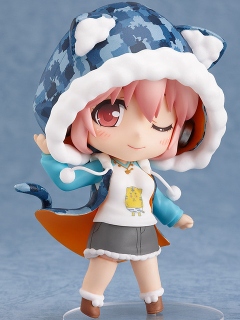 Nendoroid Super Sonico: Tiger Hoodie version