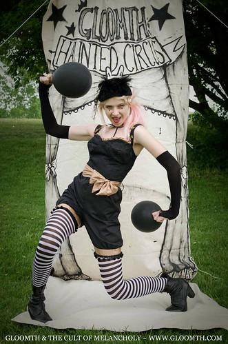 Gloomth's Haunted Circus