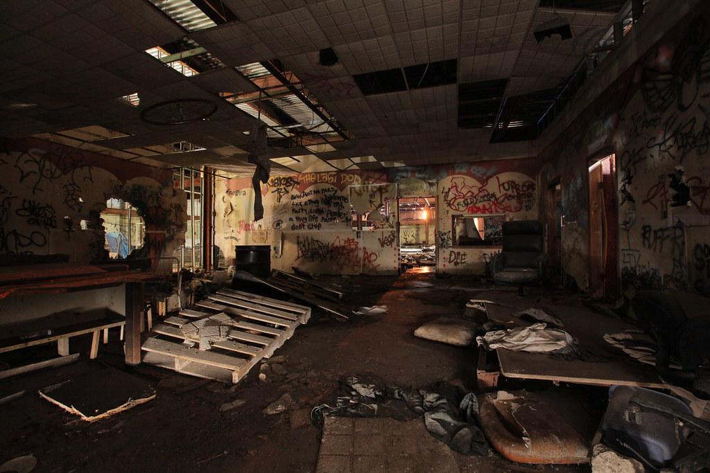 Inside the Batcave