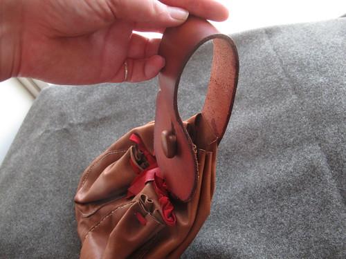 16th century German - bag - strap