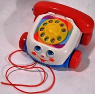 Chatter Phone Toy