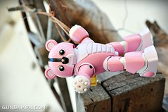 Pink Bearguy at Heritage Village Vigan