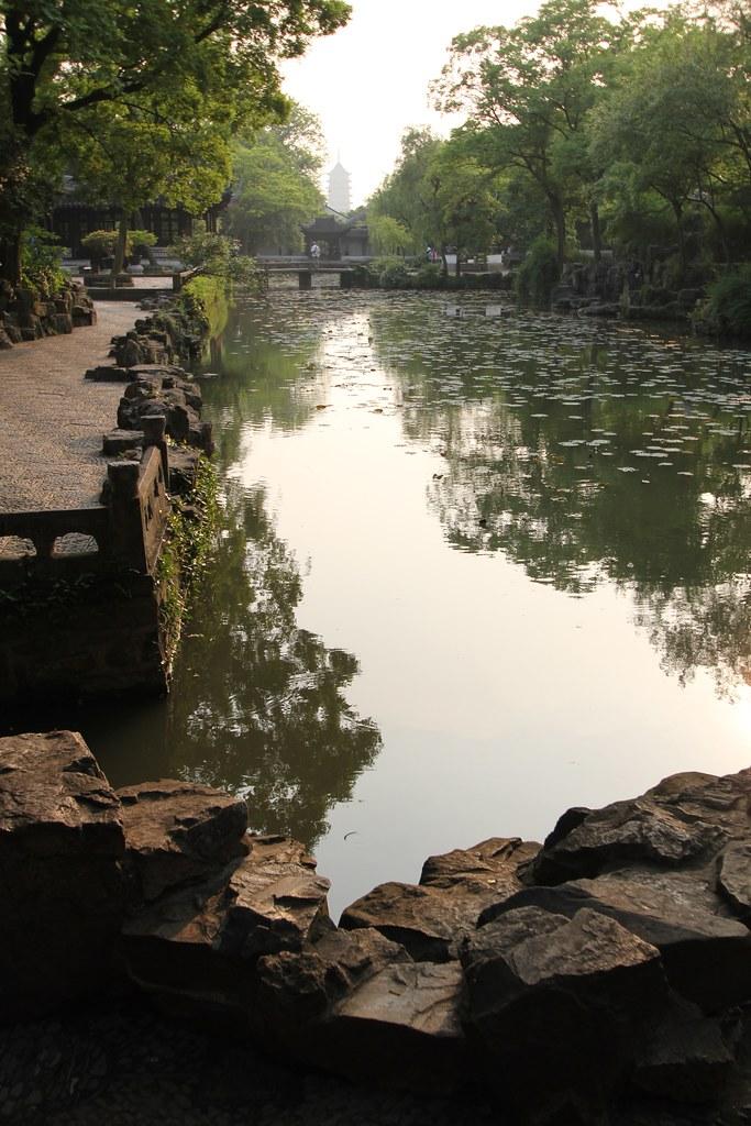 The Humble Administrator's Garden In Suzhou