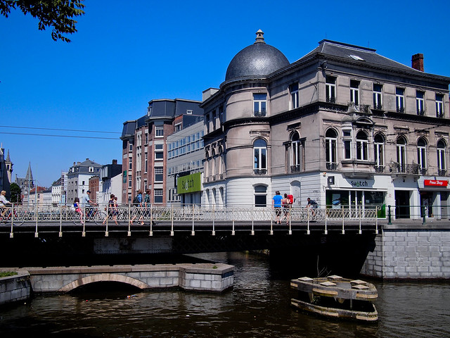 Gent in the Summer