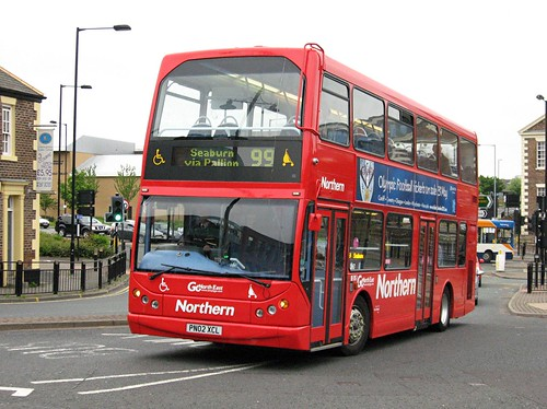 Go North East 3967 (PN02XCL) 02