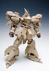 GMG 1-100 Sazabi Formania Version Resin Conversion Kit Complete Final Cast (17)