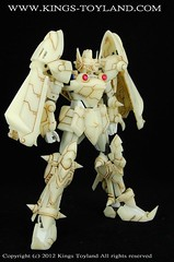 MG Versal Knight Gundam Resin Conversion Kit (15)