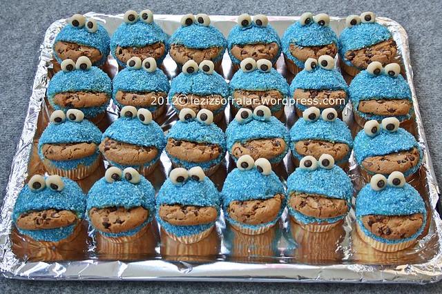 kurabiye canavari muffin