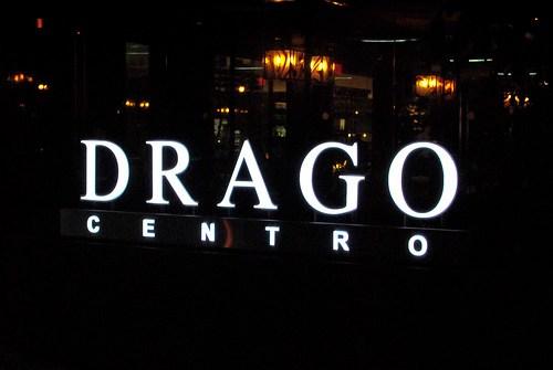 drago centro sign