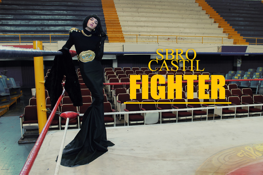 SBRO CASTIL: Fighter