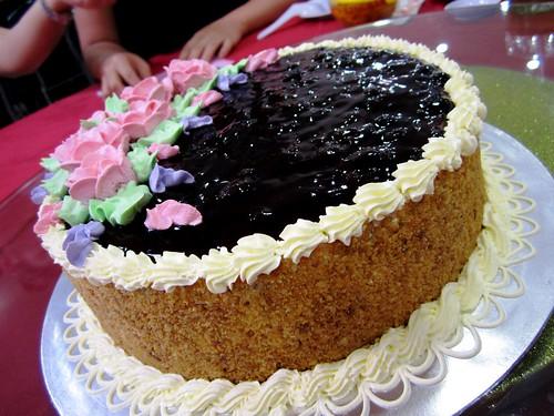 BIL's birthday cake