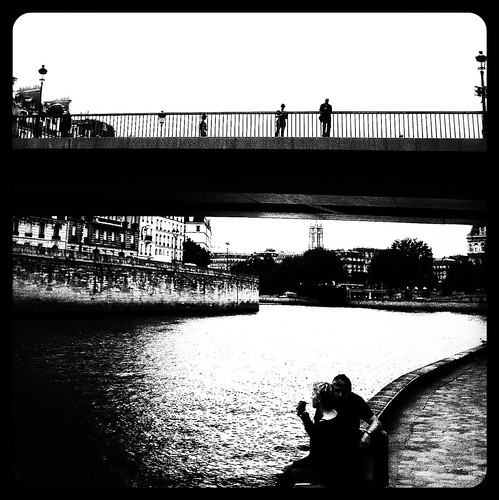 La Seine ~ Paris ~ MjYj by MjYj