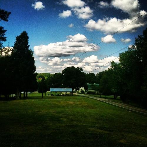 Bur- Mil Park by Greensboro NC