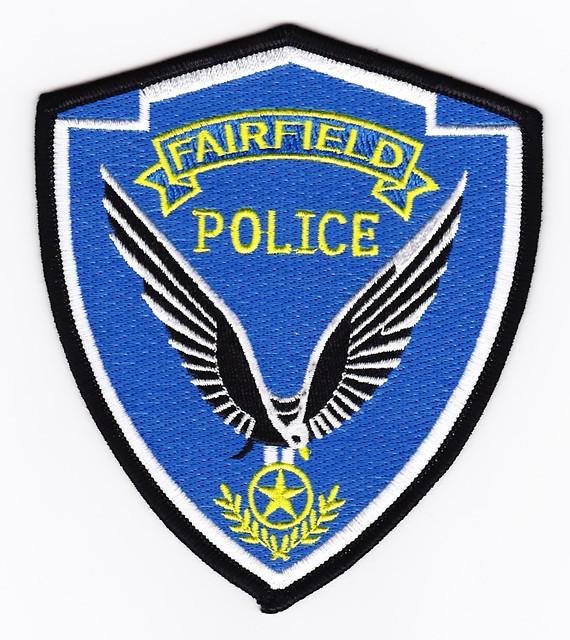 Fairfield Ca Police Log
