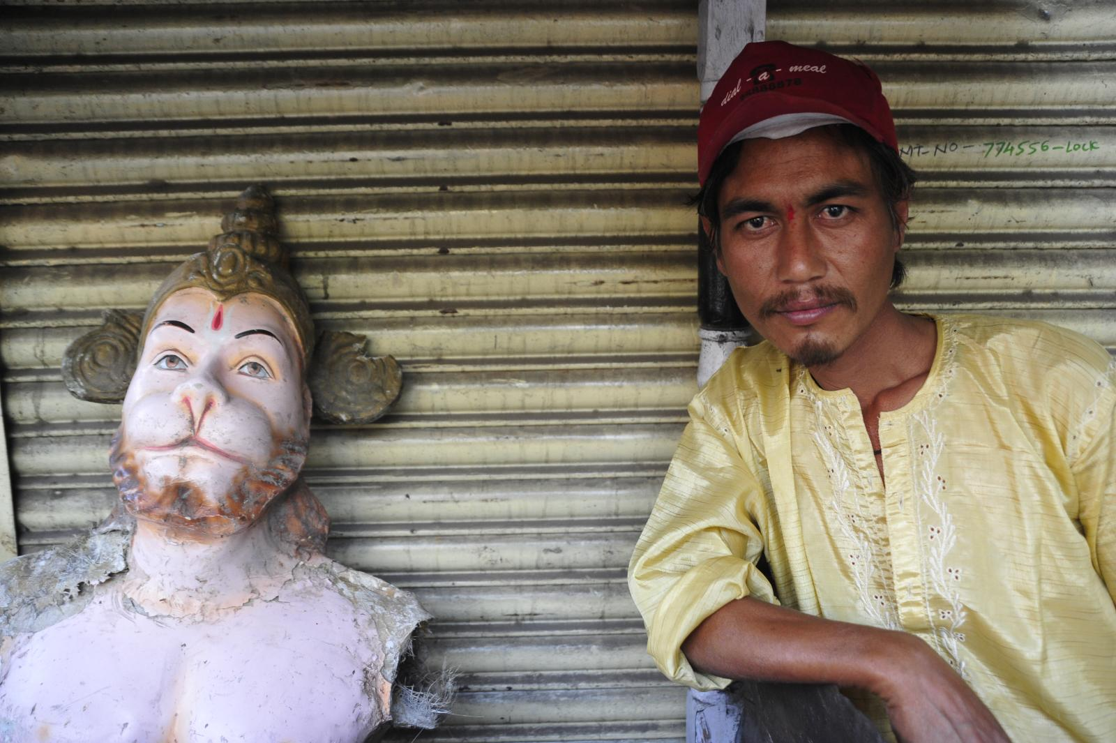 Man and HanuMan, Pune