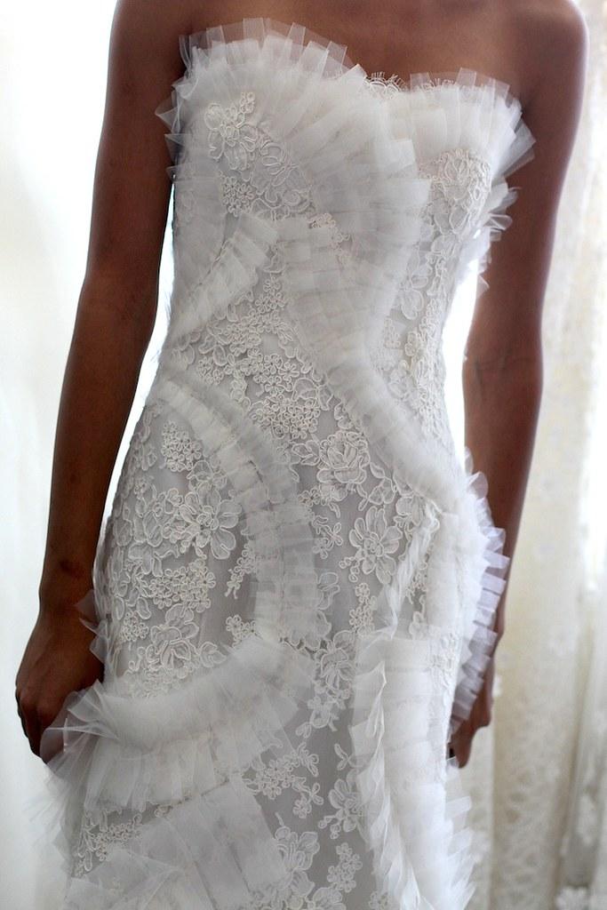 Oscar de la Renta Bridal 2013 120