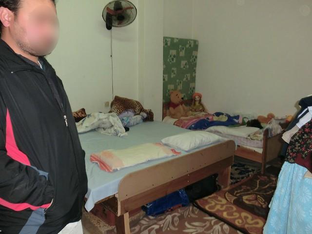 Ishaq's Family Living Space