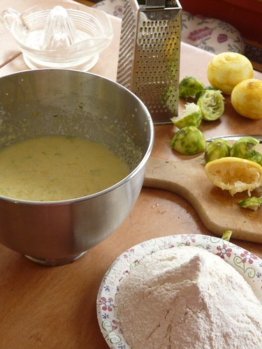 Cake - Ingredient mixes