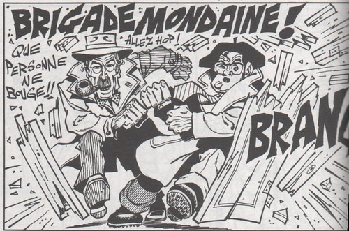 Brigade Mondaine (brocolis)