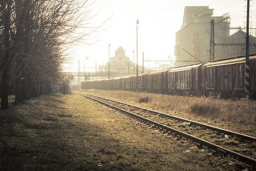 The Last Train (Bratislava, Slovaquie) - Photo : Gilderic