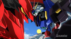 Gundam AGE 3 Episode 33 Howl to the Earth Youtube Gundam PH 0031