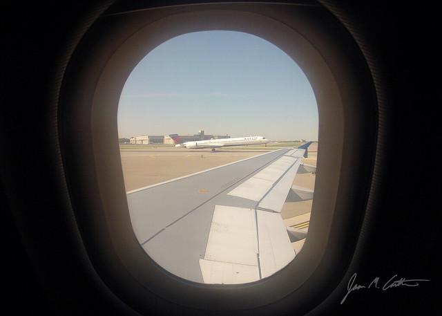 051612 Plane taking off