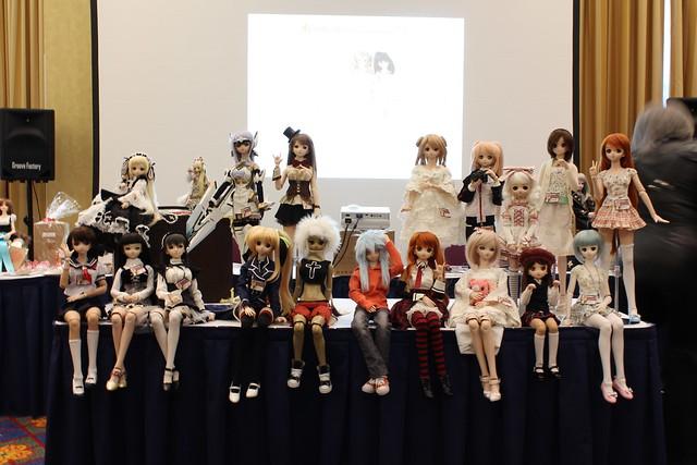 Doll North at Anime North 2012