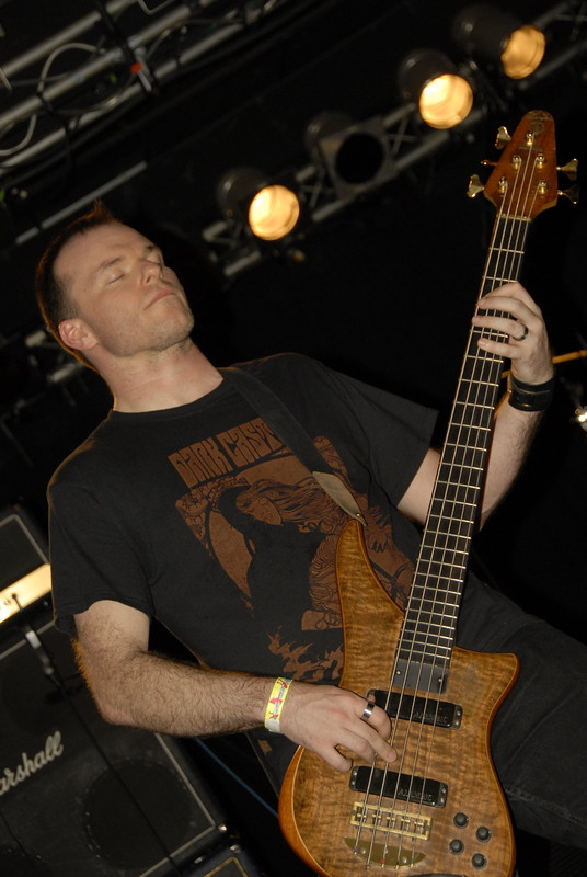 Jason William Walton of Agalloch