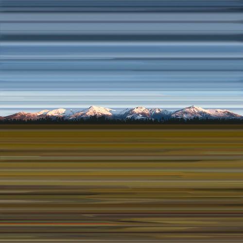 Sunset in NZ #2 by Brendan Davey
