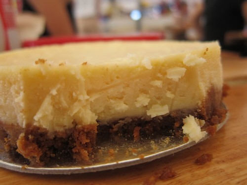 Quezo de Bola cheesecake
